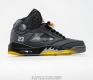 off White X Air Jordan 5 Air Jordan 5 Virgil Abl{Ct8480-001}