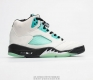 Air Jordan 5 Island Green 3m Aj5 ( ) Mens{Cn2932-100}