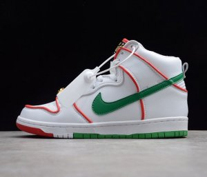 SB Dunk x Paul Rodriguez CT6680-100