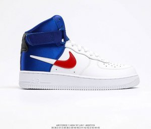 Nike Air Force 1 High NBA Lakers Clippers BQ4591-1