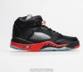 Air Jordan 5 Satin Bred Aj5 Mens{136027-006}