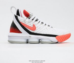 NIKE AIR ZOOM XVI 17 LBJ17 Battleknit 2.0 Zoom Ma
