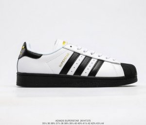 adidas Originals Superstar White Black Snake Gold