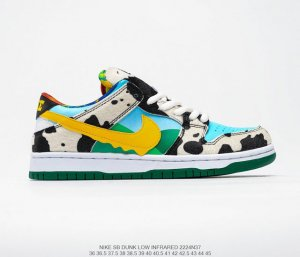 Ben U0026 Jerry S X Nike Sb Dunk Low Pro Qs Sq Ben U0026 Jerry Couple