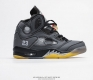 Air Jordan 5 X Off White Aj5 Ow 5 3m Mens{Ct8480-001}