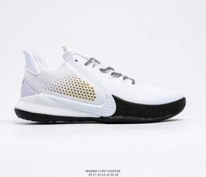 NBA Nike Mamba Rage Low PE 4