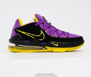 Nike LeBron 17 Low Lakers Home Lakers Home